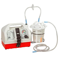 Allied OptiVac AC Or DC Portable Suction Unit