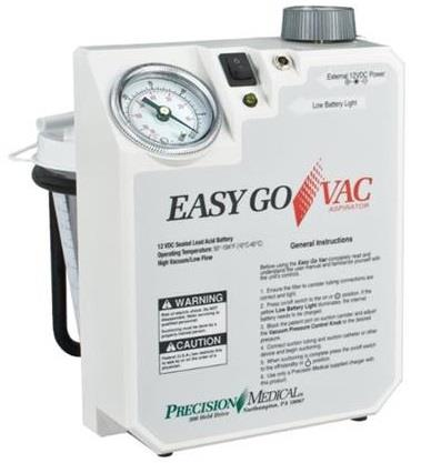 Precision Medical Easy Go Vac Aspirator